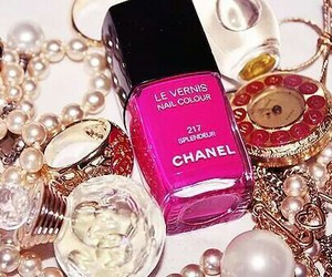 chanel, cool, and pink image