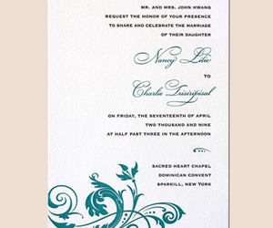 bride, budget, and invitation image