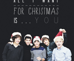 one direction, christmas, and liam payne image