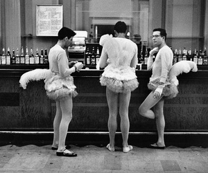 ballet and guy image
