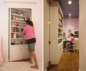 creative, door, and dreamhouse image