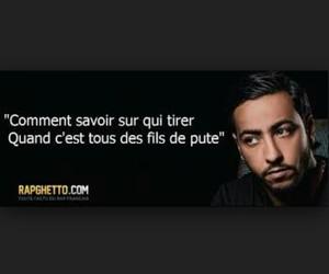 francais, rap, and <3<3 image