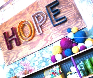 Anthropologie, hope, and photography image