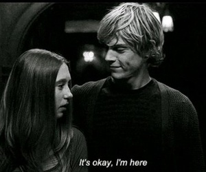 ahs, tate, and violet image