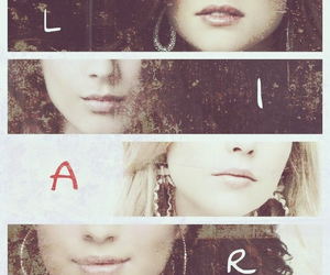 liar, lucy hale, and pretty little liars image