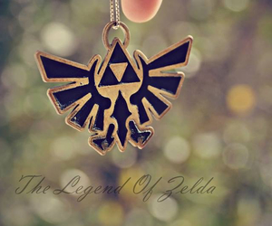 the legend of zelda and triforce image