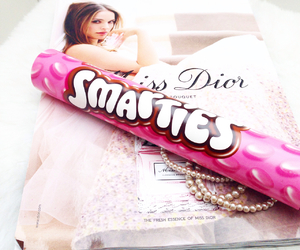 follow, smarties, and love image