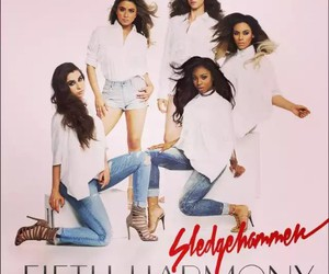 fifth harmony, sledgehammer, and 5h image