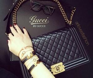 chanel, gucci, and bag image