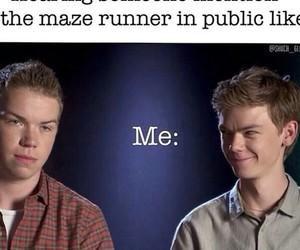 gally, the maze runner, and maze runner image