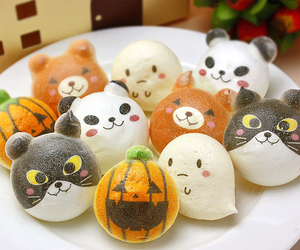 food, sweet, and Halloween image