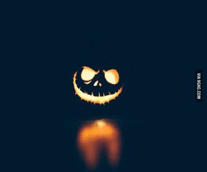 Halloween, scary, and oumpkin image