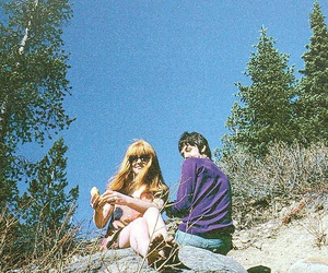 beatles, forest, and Paul McCartney image