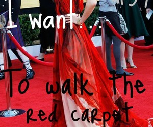 celebrities, fame, and red carpet image