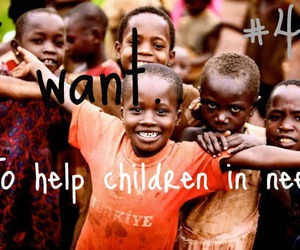 africa and children image