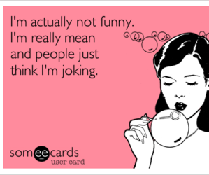 ecard, funny, and some ecards image