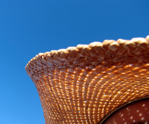 bright, country, and cowboy hat image