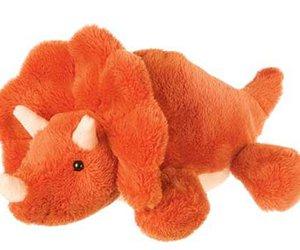 stuffed, aww, and dinosaur image