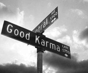 karma and good image