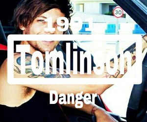danger, louis tomlinson, and steal my girl image