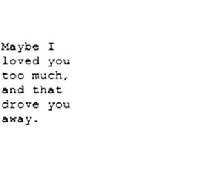 love, sad, and broken image
