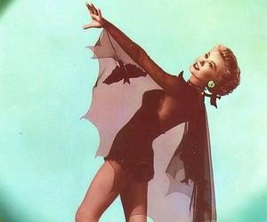 Halloween, bat, and vintage image