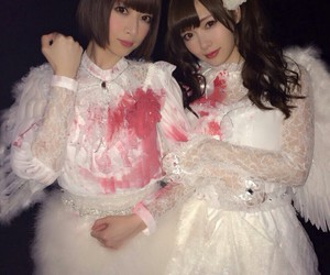 angel, Halloween, and nogizaka46 image