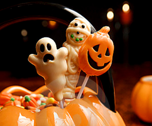 cake, candy, and wait for halloween image