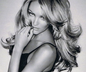 model, candice swanepoel, and hair image