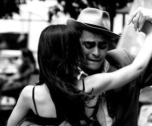 couple, dance, and tango image