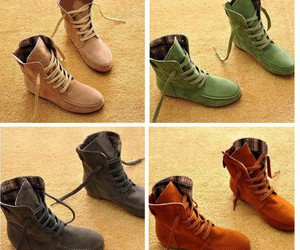 boots and colors image