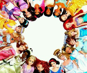 disney, princess, and doll image