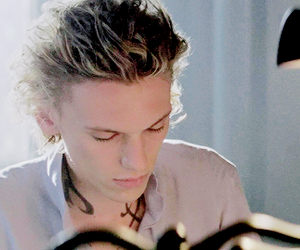 Jamie Campbell Bower, jace wayland, and the mortal instruments image