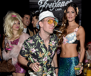 Halloween, jc chasez, and hunter s thompson costume image