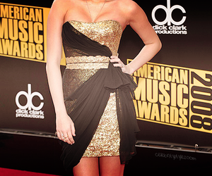 miley cyrus, dress, and fashion image
