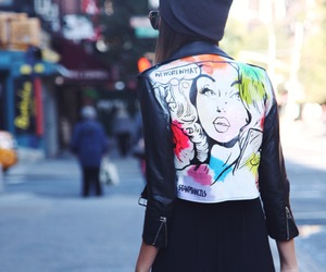 blogger, cool, and chic image