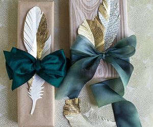 diy, feather, and gift image