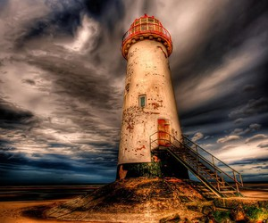 lighthouse and photography image