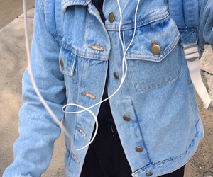 grunge, denim, and tumblr image