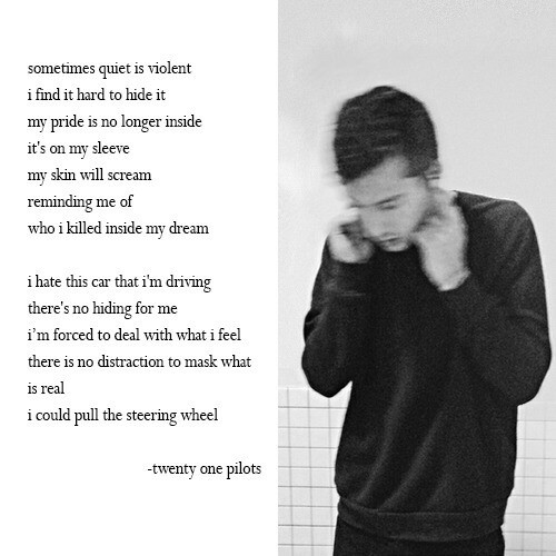 41 Images About Twenty One Pilots On We Heart It See More About