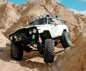 jeep, off road, and i love jeeps image