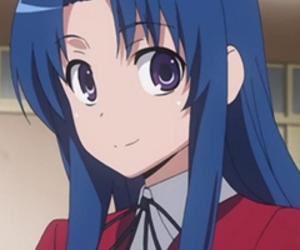 anime, toradora, and ami kawashima image