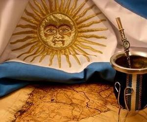 argentina, mate, and bandera image