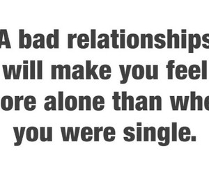 bad, single, and forever alone image