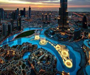 Dubai and city image