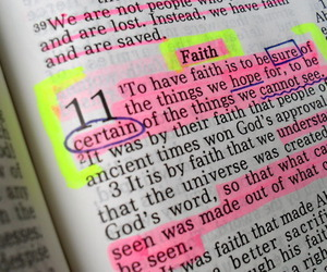 bible, highlights, and hope image