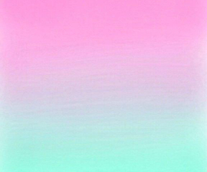 pink, turquoise, and pretty image