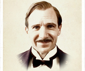 ralph fiennes, hotel, and wes anderson image