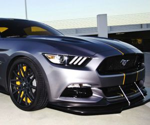 super, ford mustang, and 2015 image