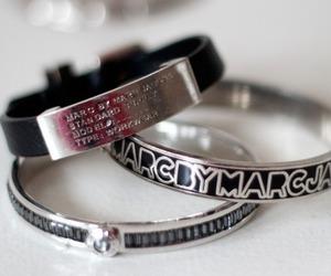 bracelet, fashion, and marc jacobs image